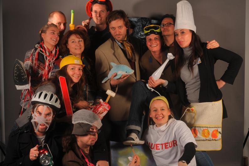 L'équipe du SIEP de Bruxelles