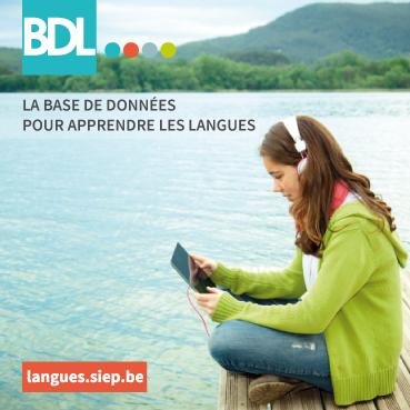 La Base de Données pour apprendre les Langues (BDL)