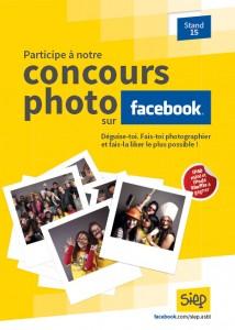 CONCOURS PHOTO FACEBOOK SALON SIEP BRUXELLES 2014