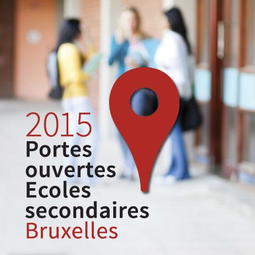 Journées portes ouvertes des écoles secondaires à Bruxelles