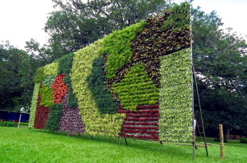 Agriculteur vertical