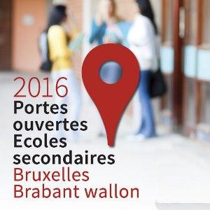 Journées portes ouvertes des écoles secondaires (Bruxelles et Brabant wallon)