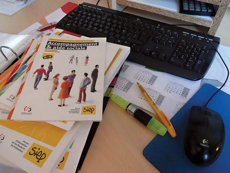 Offre d'emploi  : Rédacteur/Rédactrice Web au SIEP de Bruxelles